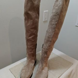 Alberto Fermani Dora Over the Knee Boots